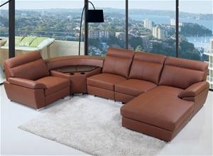 Bern - Comfort Corner Lounge with chaise