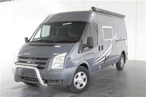 2011 Ford Transit Camper Van - High Roof