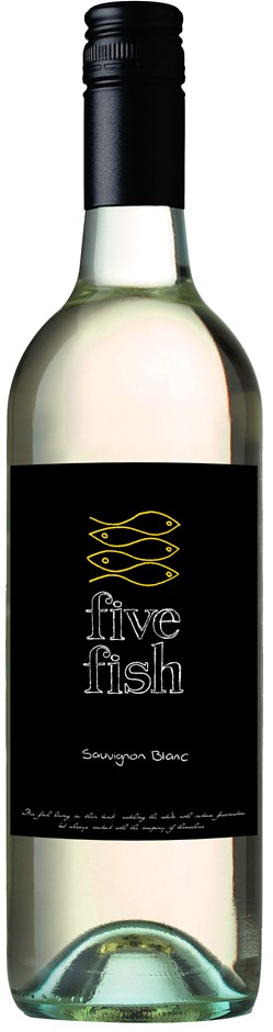 Five Fish Semillon Sauvignon Blanc 2018 (12 x 750mL) SEA