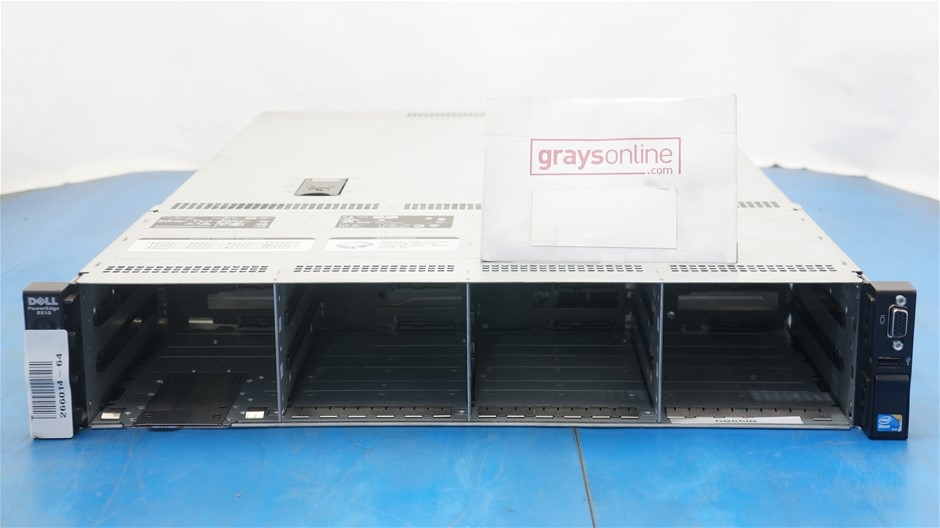 Dell PowerEdge R510 Rackmount Server