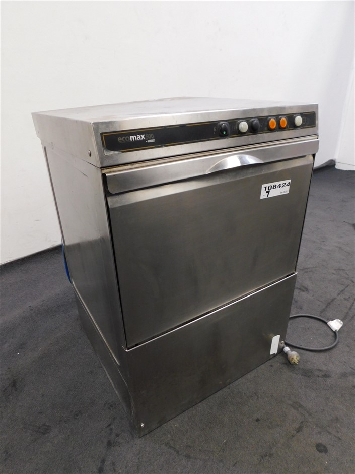 ECOMAX 500 Stainless Steel Dishwasher