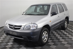 2001 Mazda Tribute Limited Automatic Wag