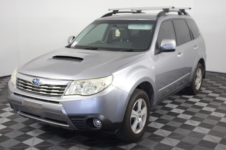 2010 Subaru Forester 2.0D S3 Turbo Diesel Manual Wagon
