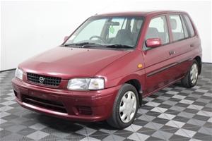 1998 Mazda 121 Metro DW Automatic Hatchb
