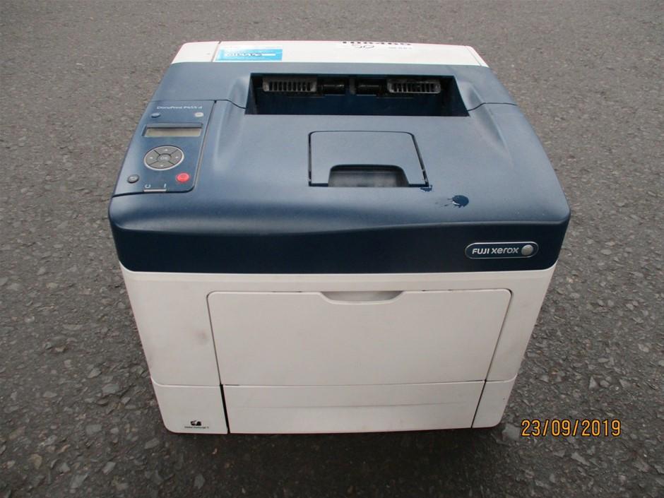 Fuji P455D Printer