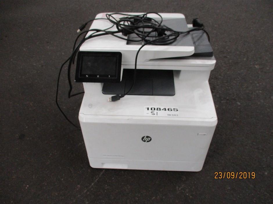 HP MFP M477 FDW Multifunction Printer