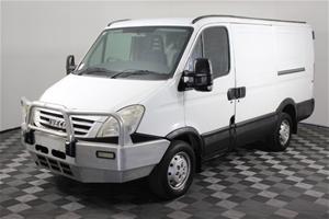 2008 Iveco Daily Turbo Diesel Manual Van