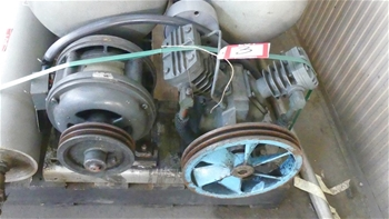 Australian General Electric Air Compressor