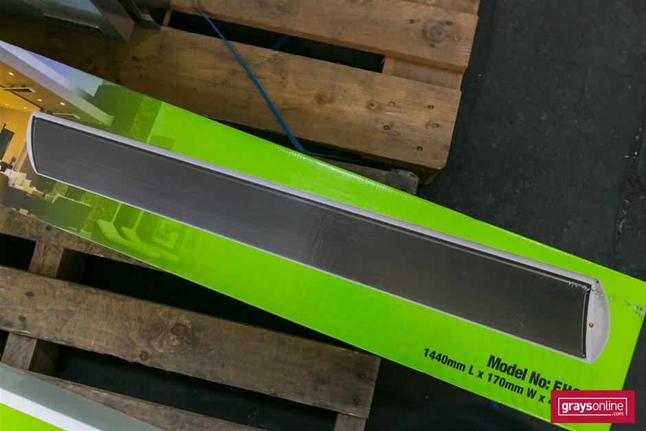 1 x Gasmate EH623 Optimum Radiant Outdoor Heater