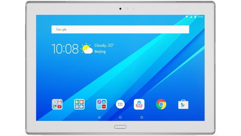 Lenovo Tab 4 10 Plus 10.1-inch Tablet, White