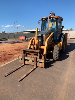 2007 John Deere 315SG Backhoe Loader