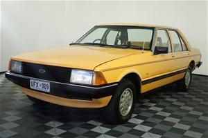 1981 Ford XD RWD Automatic Sedan
