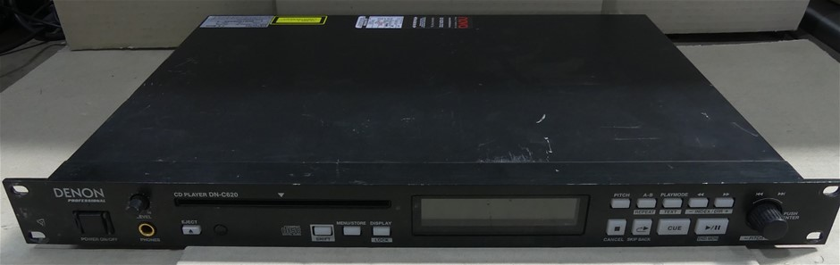 Denon DN-C620 CD player