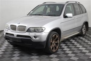 2005 BMW X5 4.4i V8 E53 Automatic Wagon