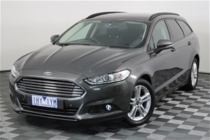 2016 Ford Mondeo Ambiente MD Turbo Diese