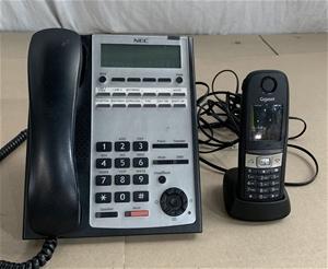 Qty 2 x Assorted Phones