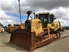 2012 Caterpillar D7E Crawler Dozer