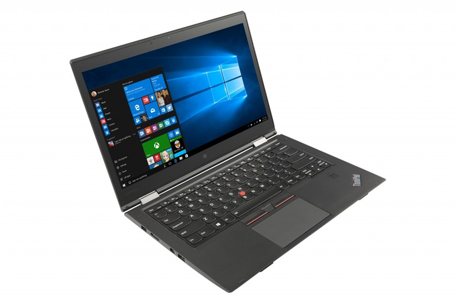 Lenovo ThinkPad X1 Carbon (7th Gen) 14-inch Notebook, Black