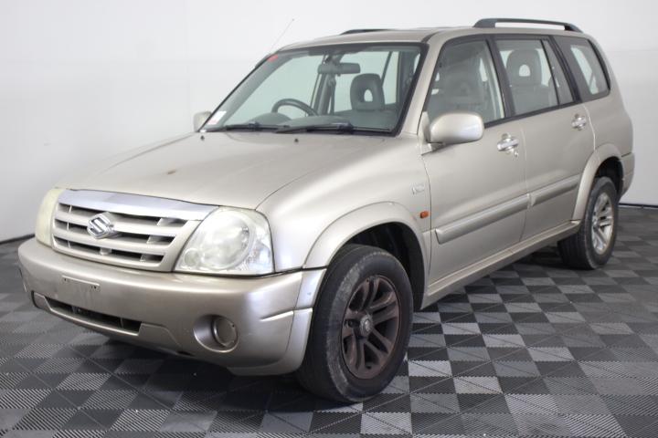 2004 Suzuki XL-7 (4x4) Automatic Wagon