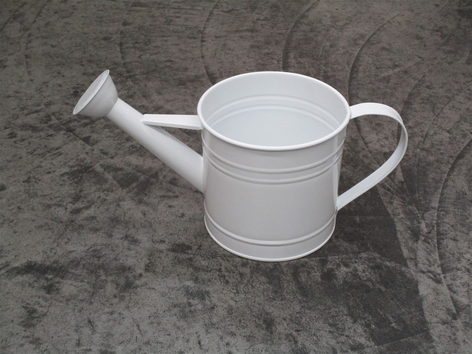 Pallet of Approximately 170 Metal Watering Cans