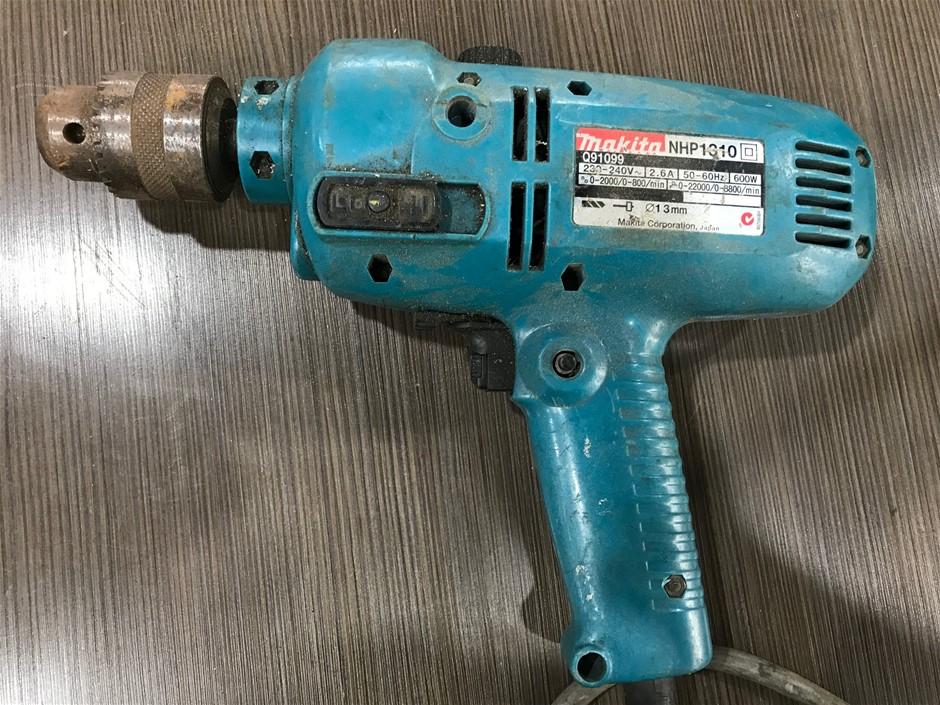 Makita NH91310 Electric Hammer Drill 240 Volt 600 Watt Loca