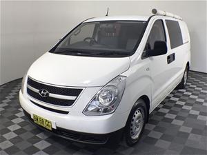 2013 Hyundai iLOAD Crew TQ Turbo Diesel