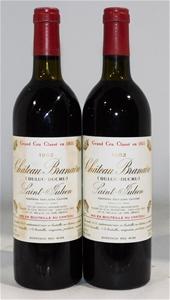 Chateau Branaire Duluc Ducru St Julien 1