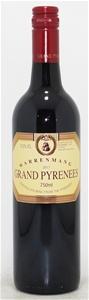 Warrenmang `Grand Pyrenees` Cabernet Ble