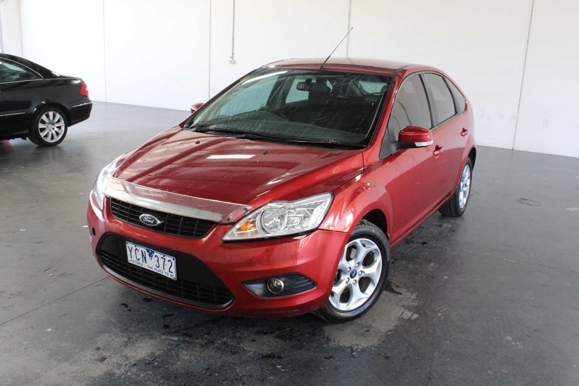 2010 Ford Focus LX LV Automatic Hatchback (WOVR)