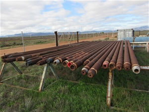 Allowance for Drill Rods and Accessories
