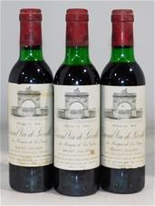 Chateau Leoville Las Cases St Julien 1978 (3x 375ml), Bordeaux