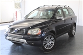 Unreserved 2010 Volvo XC90 3.2 Executive Automatic