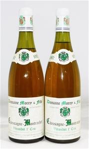 D. Morey & Fils `Virondot 1er Cru` Chass