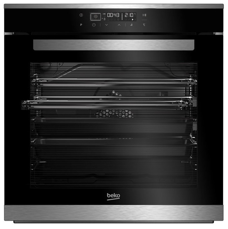 Beko BBO60B2PB 60cm Pyrolytic Built-In Oven