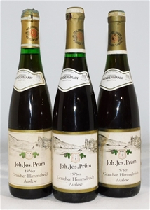 J.J.PRUM Graacher Himmelreich `Auslese`