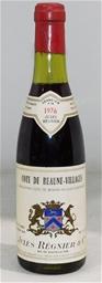 Jules Regnier & Co Cote De Beaune-Villages 1976 (1x 375mL), Burgundy