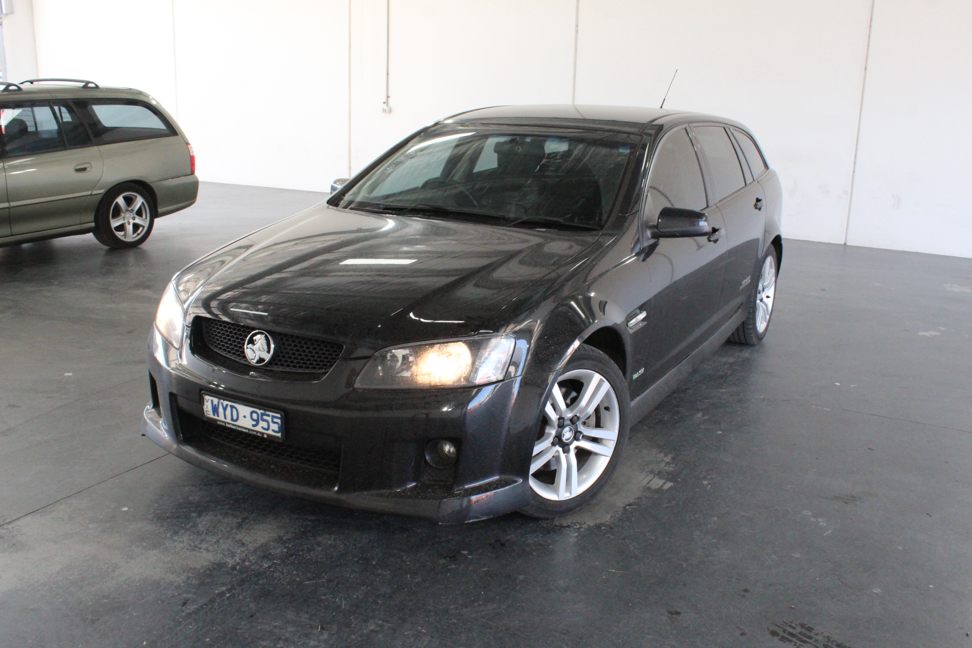 2009 Holden Commodore SS VE Automatic Wagon