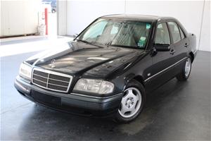 1996 Mercedes Benz C200 Elegance W202 Au