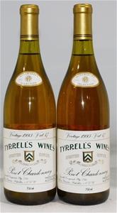 Tyrrell`s `Vat 47` Pinot Chardonnay 1993