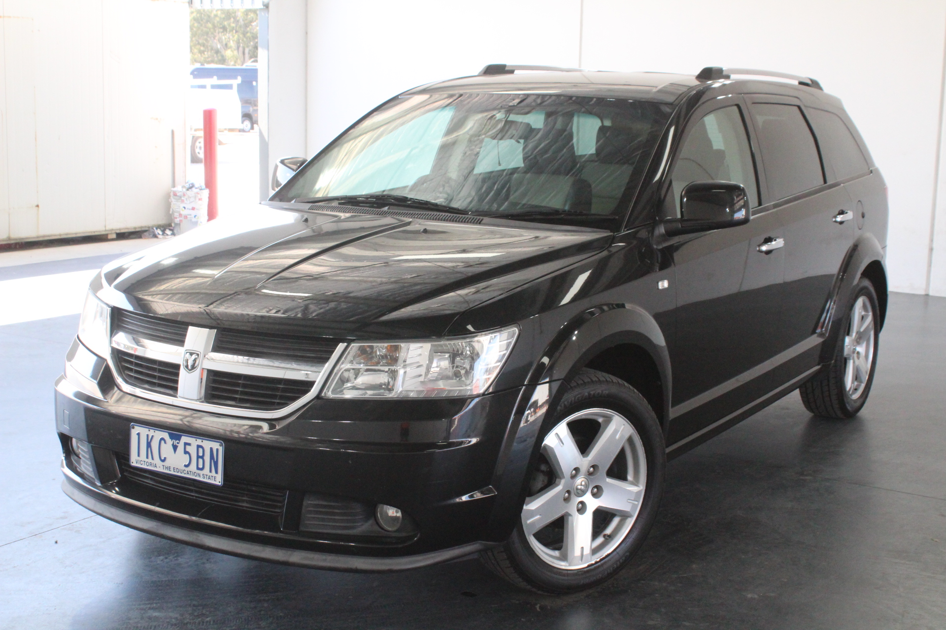 2009 Dodge Journey R/T CRD Turbo Diesel Automatic 7 Seats People Mover