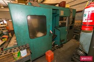 Mazak Micro -Centre H-10 CNC Machining C