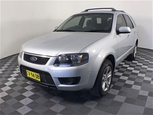 2009 Ford Territory TX SY II Automatic 7