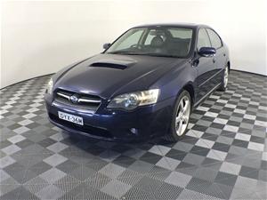 2003 Subaru Liberty GT Premium B4 Automa