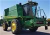 2004 John Deere 9760 Harvester