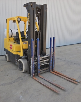 Hyster S80FT 4 Wheel Counter Balance Forklift