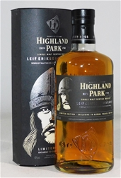 Highland Park `Leif Eriksson Release Ltd Edn`   (1x 700ml),Presentation