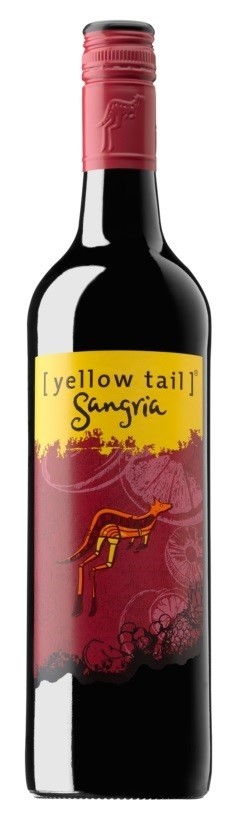 Yellowtail Sangria (12 x 750mL), SE, AUS.