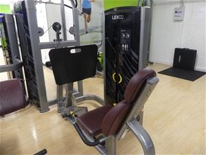 Lexco NLM-3203 Seated Leg Press