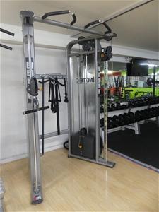 Inotec Functional Trainer Adjustable Dua