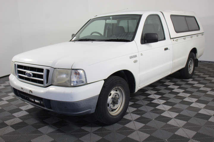 2004 Ford Courier GL Ute